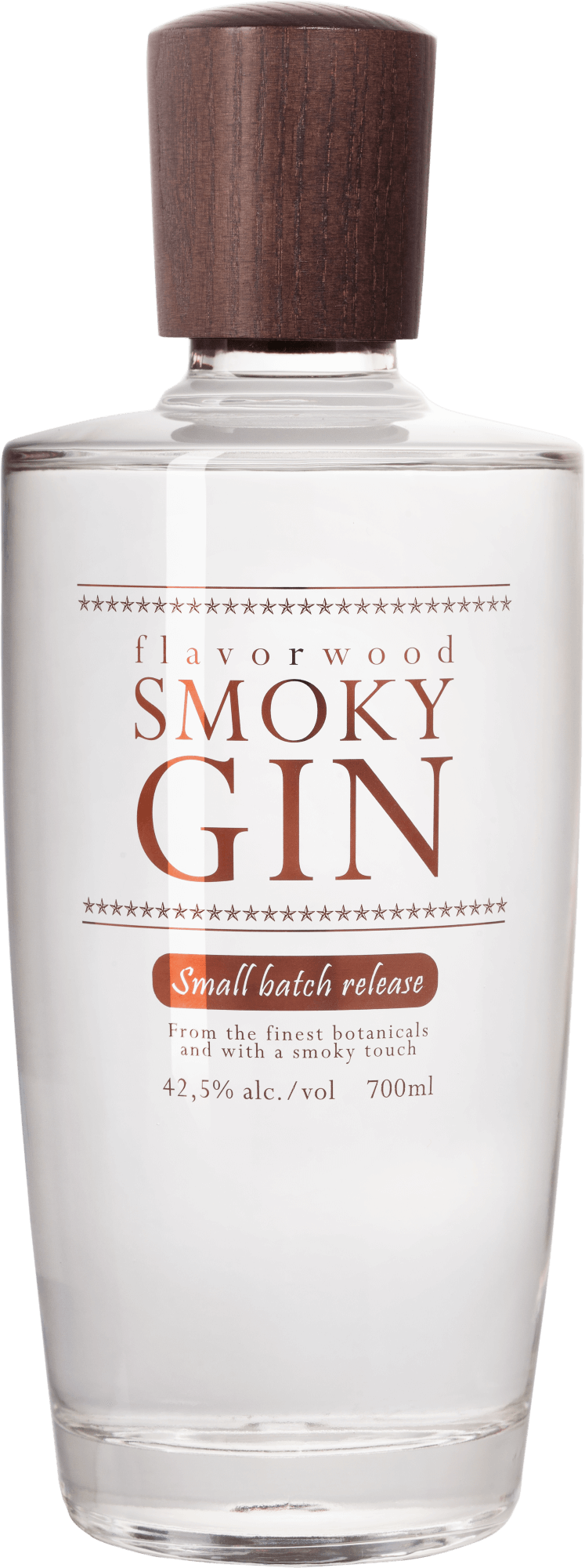 Flavorwood Smoky Gin