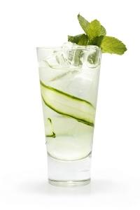 Smoky Gin Cucumber