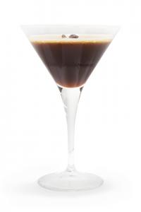 Smoky Gin Espresso