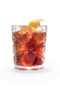 Smoky Gin Negroni