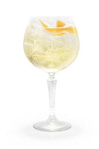 Smoky Gin Ginger